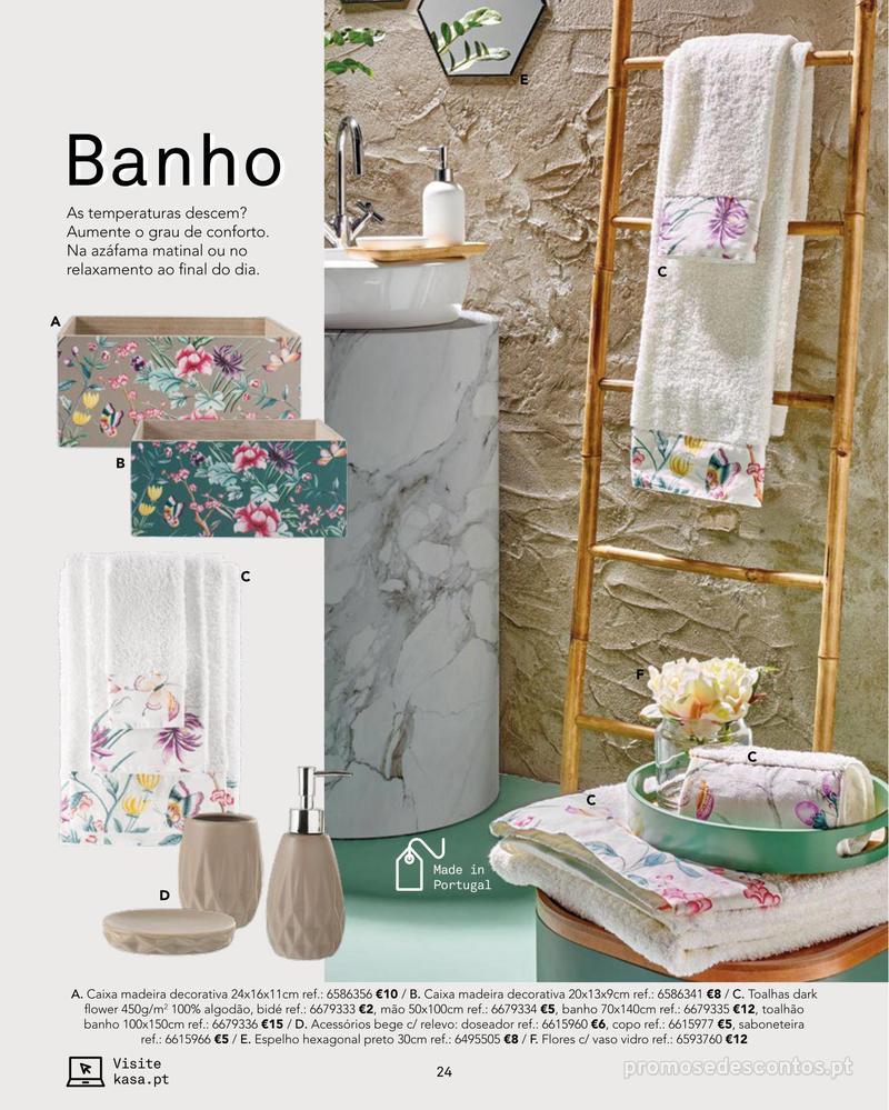 Folheto Continente Catálogo Outono/ Inverno - 15 de Outubro a 1 de Abril - página 24