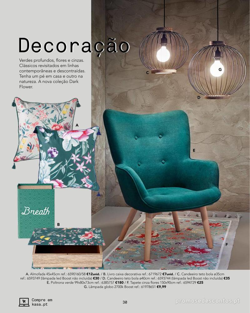 Folheto Continente Catálogo Outono/ Inverno - 15 de Outubro a 1 de Abril - página 30