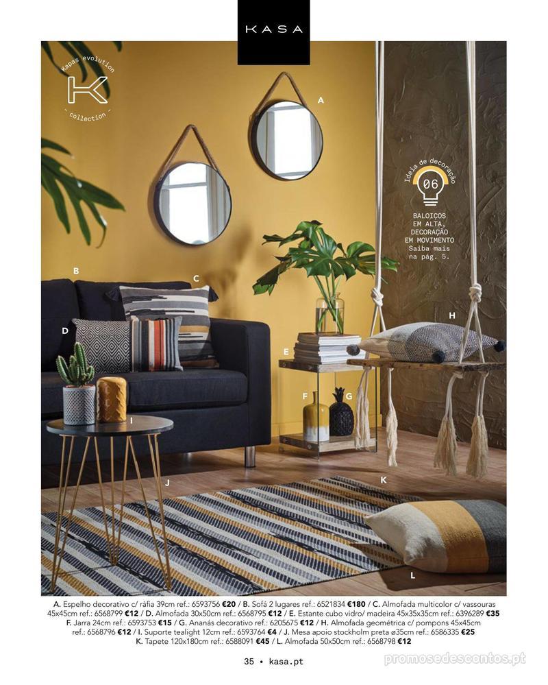 Folheto Continente Catálogo Outono/ Inverno - 15 de Outubro a 1 de Abril - página 35