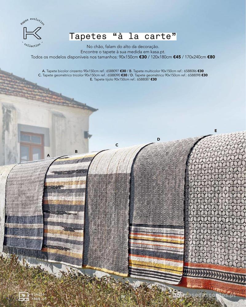 Folheto Continente Catálogo Outono/ Inverno - 15 de Outubro a 1 de Abril - página 36