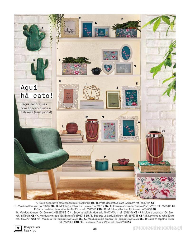 Folheto Continente Catálogo Outono/ Inverno - 15 de Outubro a 1 de Abril - página 38