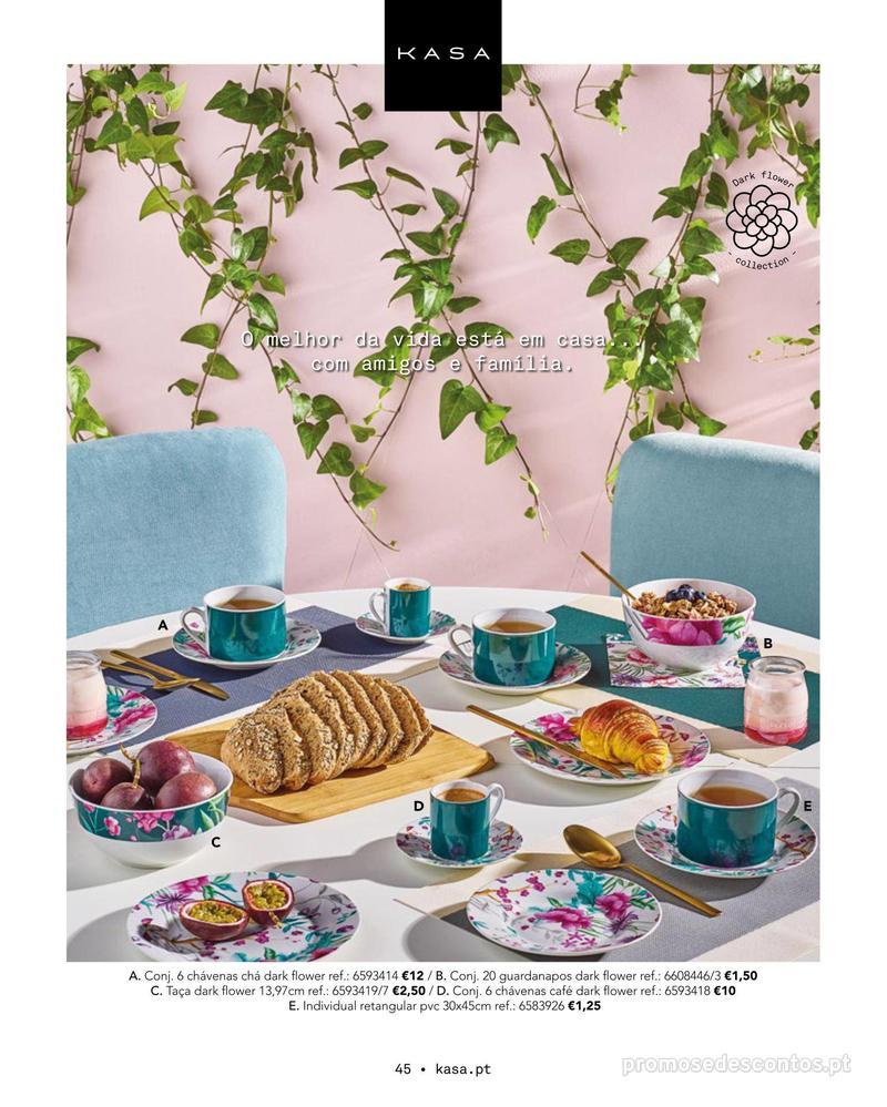 Folheto Continente Catálogo Outono/ Inverno - 15 de Outubro a 1 de Abril - página 45