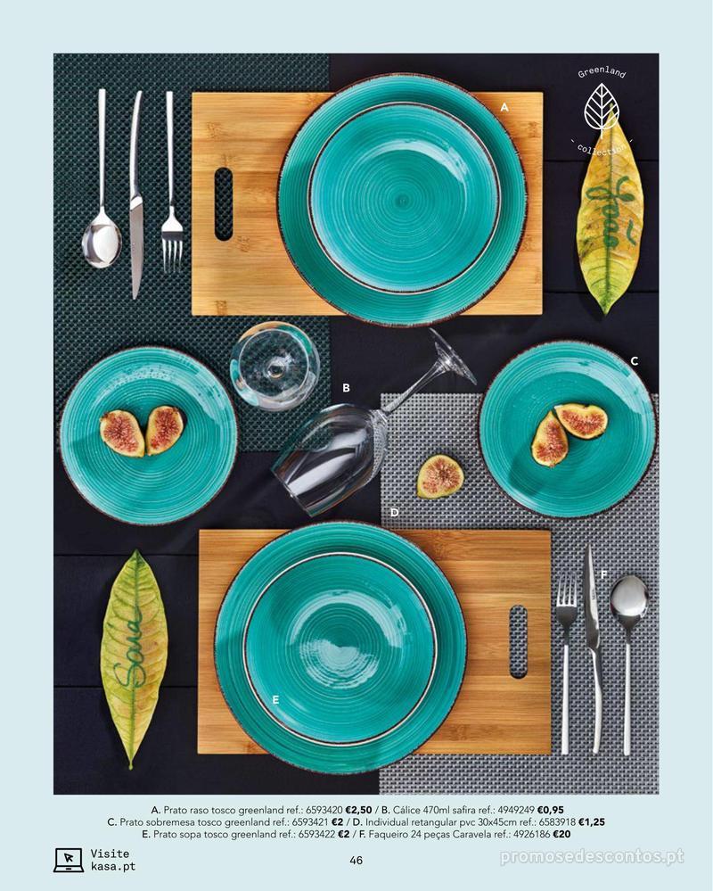 Folheto Continente Catálogo Outono/ Inverno - 15 de Outubro a 1 de Abril - página 46