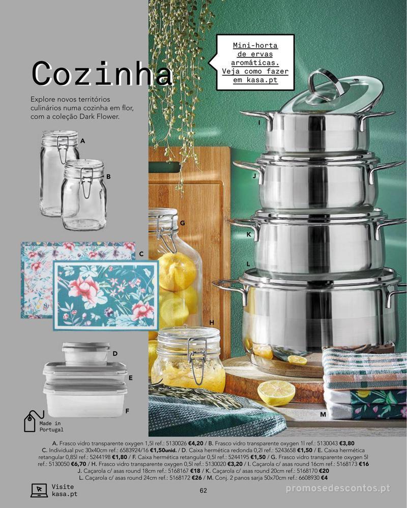 Folheto Continente Catálogo Outono/ Inverno - 15 de Outubro a 1 de Abril - página 62