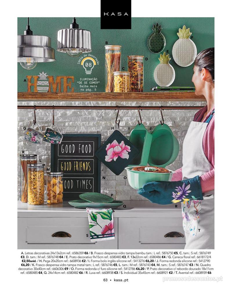 Folheto Continente Catálogo Outono/ Inverno - 15 de Outubro a 1 de Abril - página 63