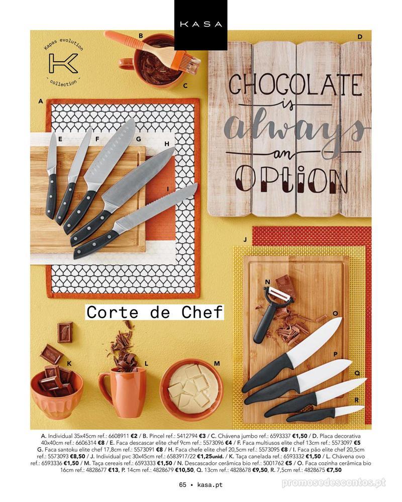 Folheto Continente Catálogo Outono/ Inverno - 15 de Outubro a 1 de Abril - página 65