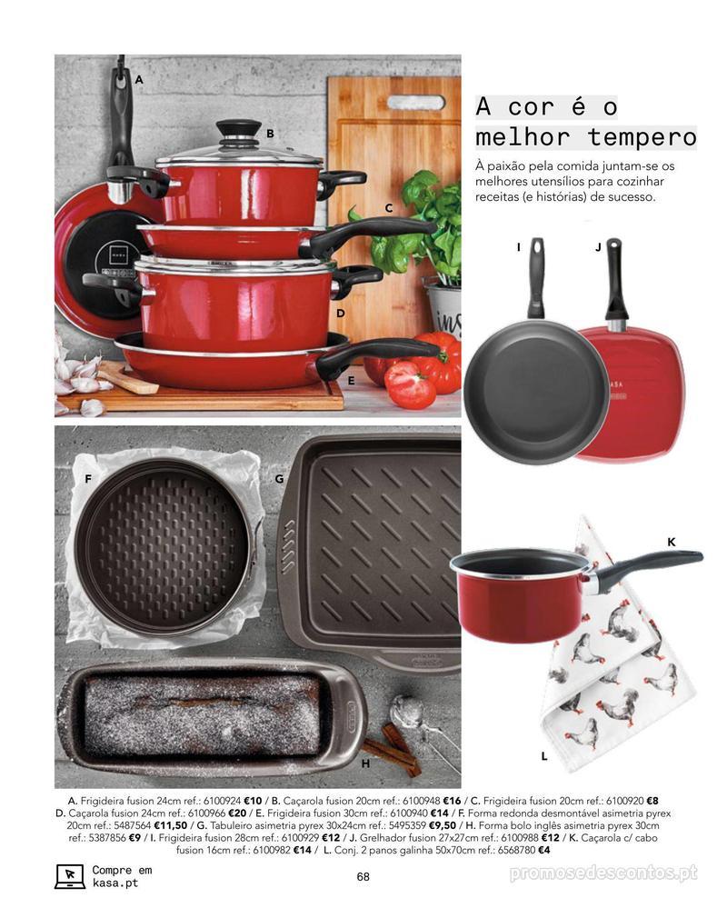 Folheto Continente Catálogo Outono/ Inverno - 15 de Outubro a 1 de Abril - página 68