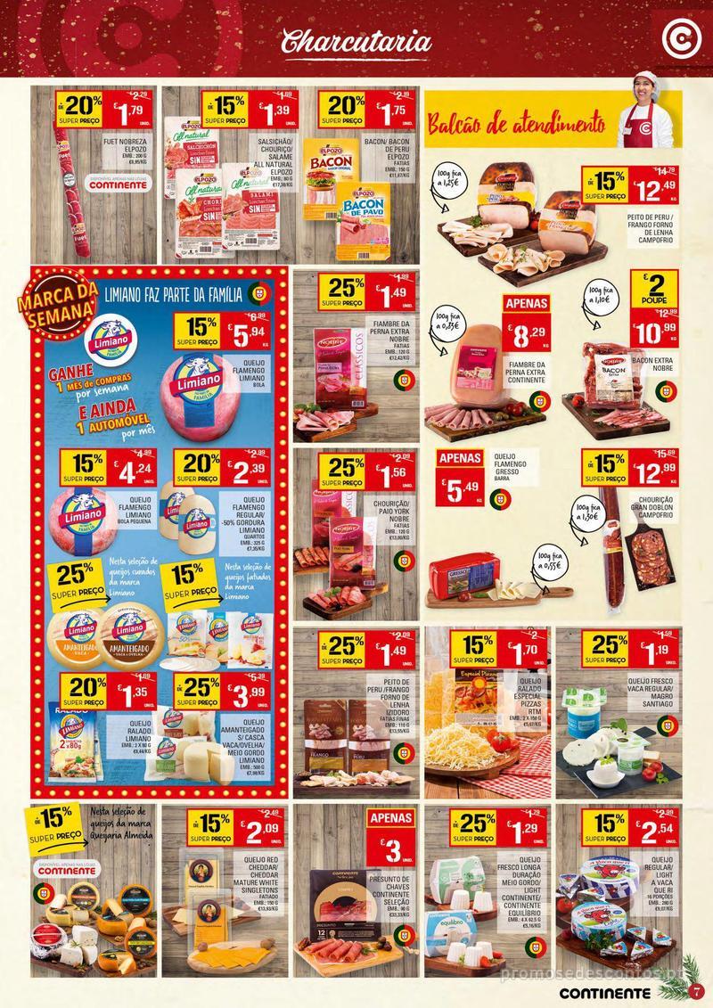 Folheto Continente Tudo aos preços mais baixos - 4 de Dezembro a 10 de Dezembro - página 7