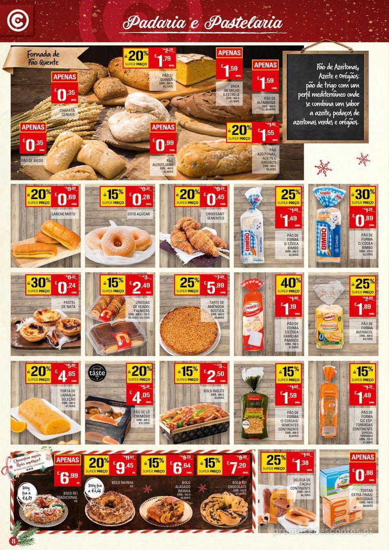 Folheto Continente Tudo aos preços mais baixos - 4 de Dezembro a 10 de Dezembro - página 8