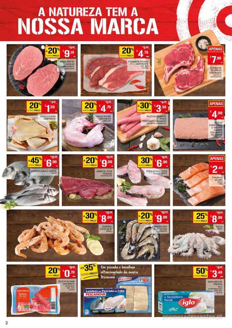 Folheto Continente Fim de semana à Continente - 11 de Janeiro a 14 de Janeiro - página 2