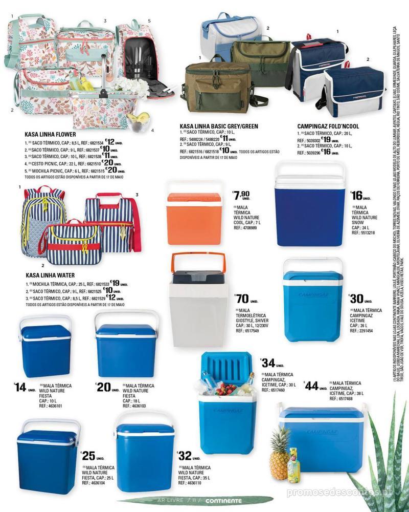 Folheto Continente Não há nada como um amor de verão - Madeira - 7 de Maio a 10 de Junho - página 11