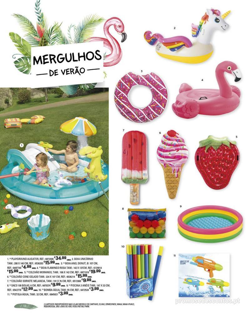 Folheto Continente Não há nada como um amor de verão - Madeira - 7 de Maio a 10 de Junho - página 18