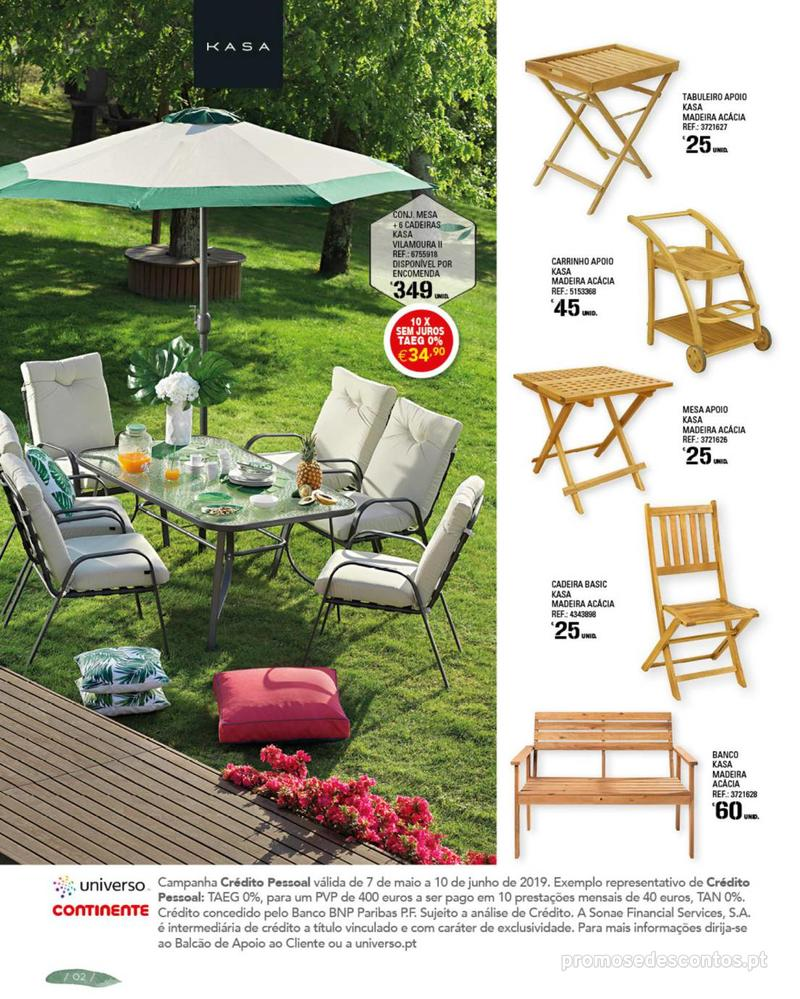 Folheto Continente Não há nada como um amor de verão - Madeira - 7 de Maio a 10 de Junho - página 2