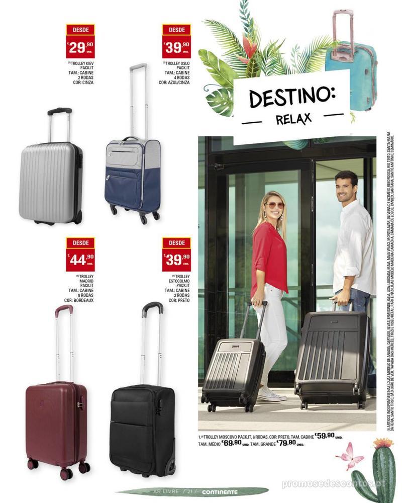 Folheto Continente Não há nada como um amor de verão - Madeira - 7 de Maio a 10 de Junho - página 21