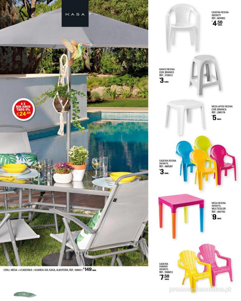 Folheto Continente Não há nada como um amor de verão - Madeira - 7 de Maio a 10 de Junho - página 6