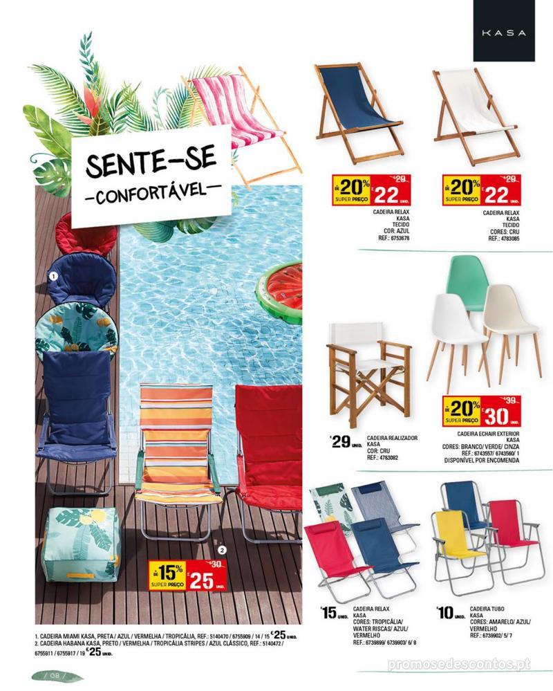 Folheto Continente Não há nada como um amor de verão - Madeira - 7 de Maio a 10 de Junho - página 8