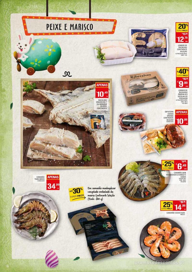 Folheto Continente Feira da Páscoa - 26 de Março a 22 de Abril - página 16