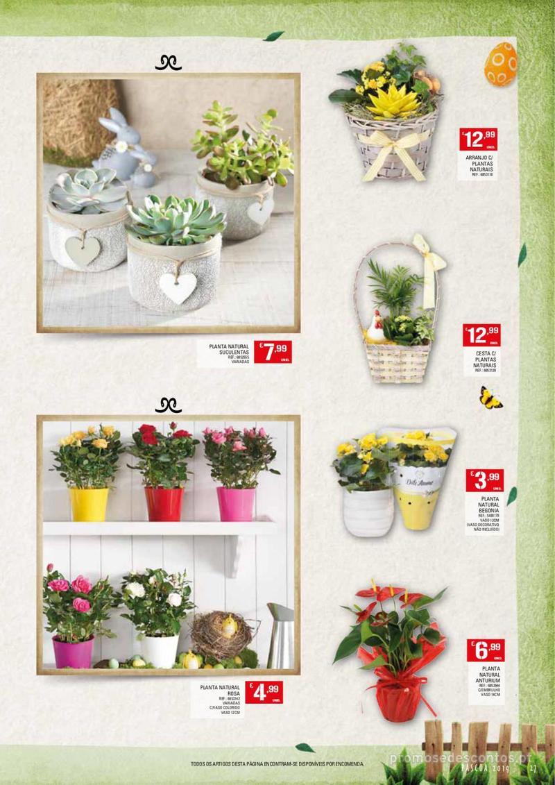 Folheto Continente Feira da Páscoa - 26 de Março a 22 de Abril - página 27