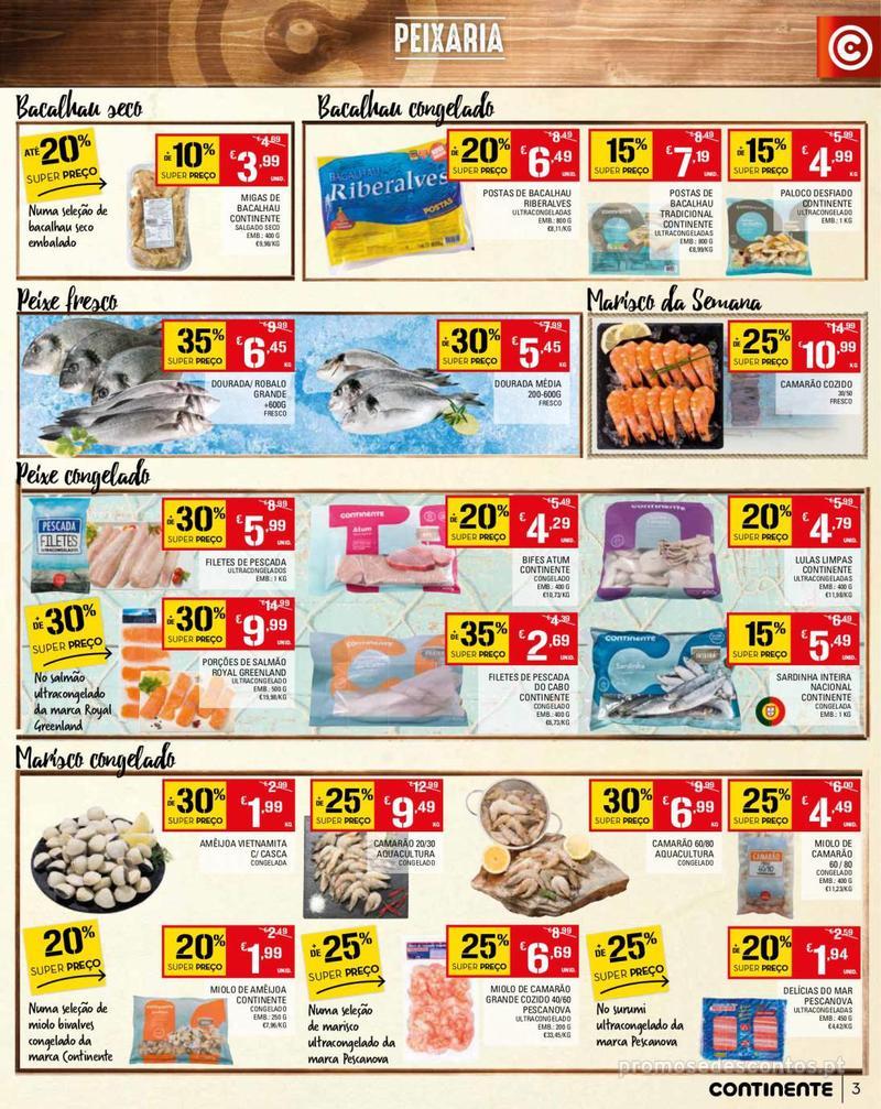 Folheto Continente Tudo aos preços mais baixos - Madeira - 14 de Maio a 20 de Maio - página 3