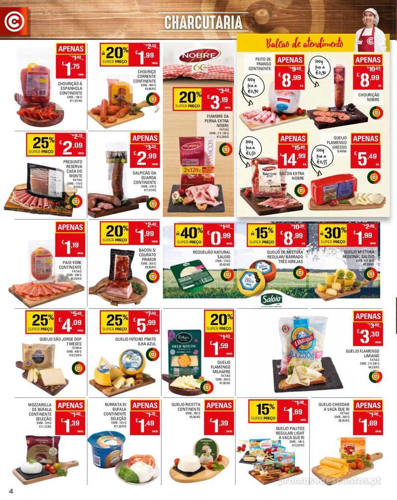 Folheto Continente Tudo aos preços mais baixos - Madeira - 14 de Maio a 20 de Maio - página 4