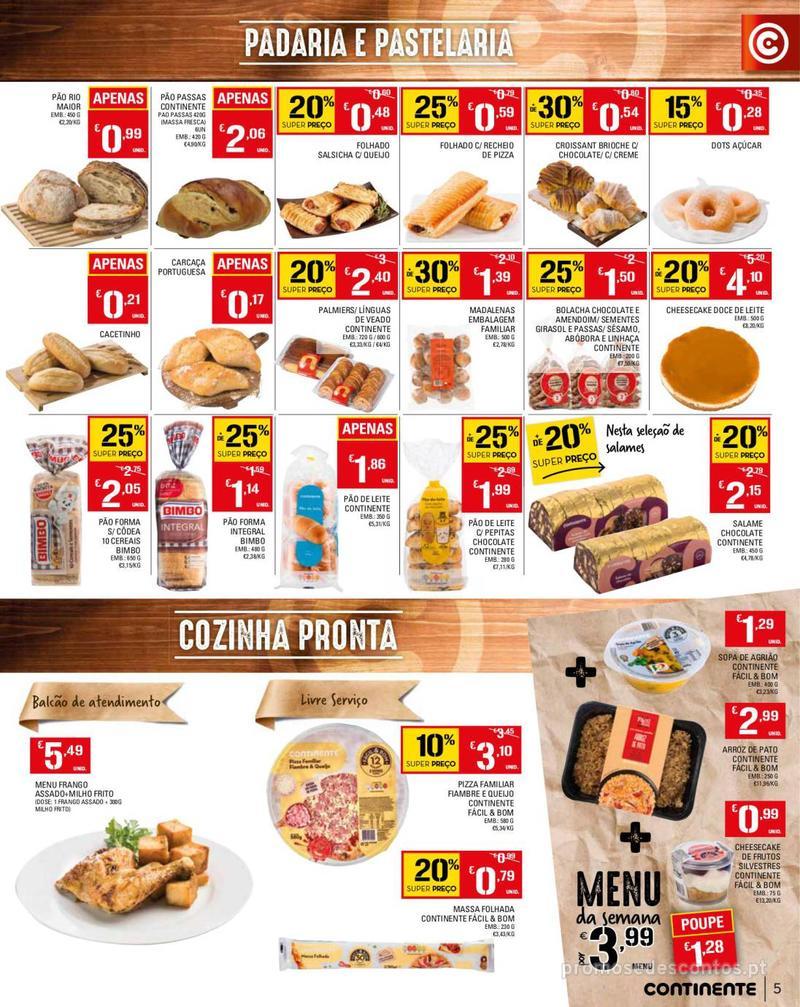 Folheto Continente Tudo aos preços mais baixos - Madeira - 14 de Maio a 20 de Maio - página 5