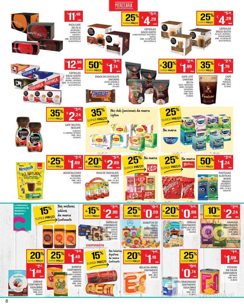 Folheto Continente Tudo aos preços mais baixos - Madeira - 14 de Maio a 20 de Maio - página 8