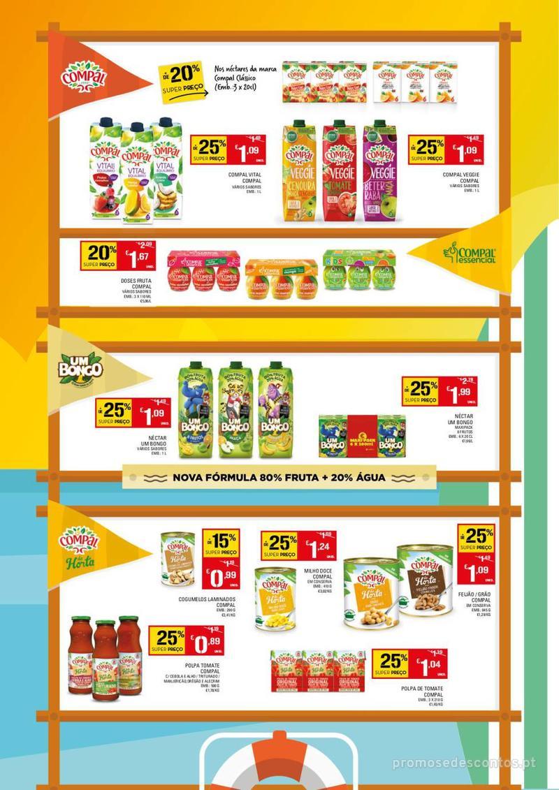 Folheto Continente Os sabores do Verão estão à vista - 14 de Maio a 27 de Maio - página 2