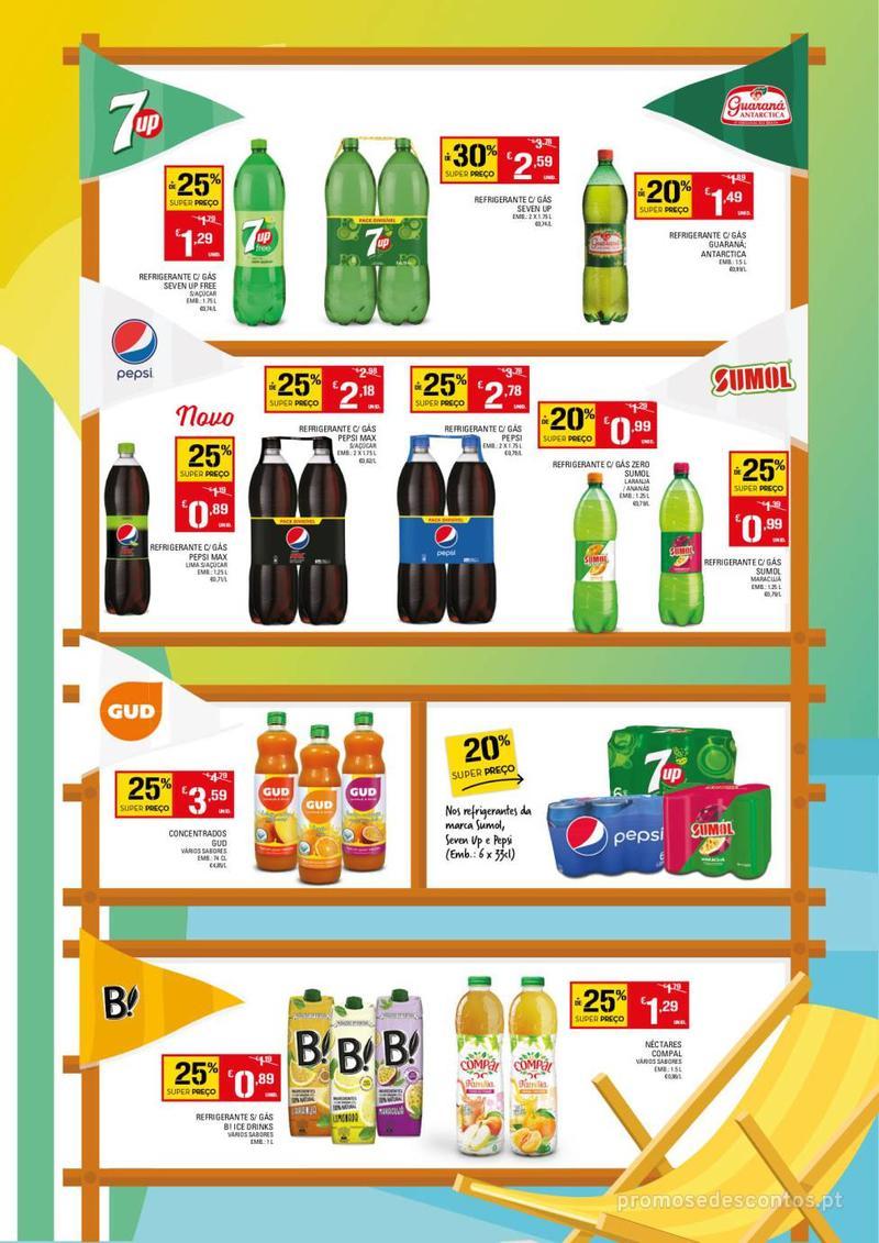 Folheto Continente Os sabores do Verão estão à vista - 14 de Maio a 27 de Maio - página 3