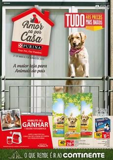 A maior loja para animais do país  - 21 de Maio a 3 de Junho