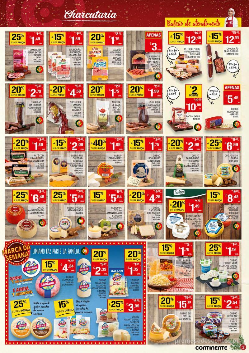 Folheto Continente Tudo aos preços mais baixos - Continente Bom dia - 4 de Dezembro a 10 de Dezembro - página 5