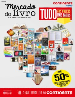 Mercado do Livro - Madeira - 20 de Junho a 2 de Julho