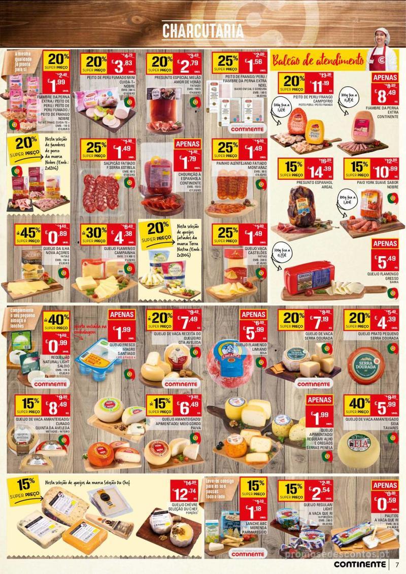 Folheto Continente Tudo aos preços mais baixos - 13 de Agosto a 19 de Agosto - página 7