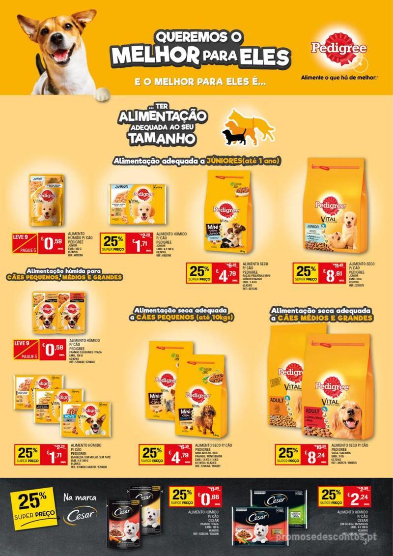 Folheto Continente Queremos o melhor para eles - Continente/Modelo - 14 de Janeiro a 28 de Janeiro - página 3