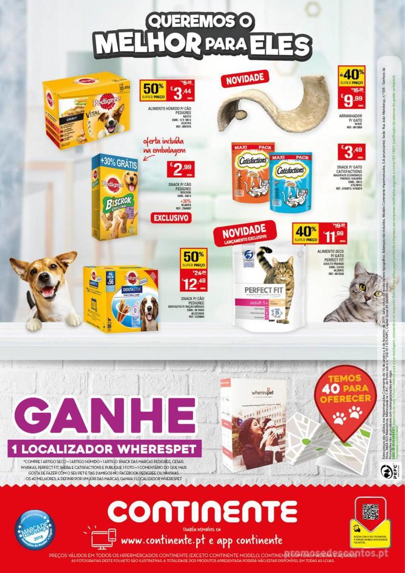 Folheto Continente Queremos o melhor para eles - Continente/Modelo - 14 de Janeiro a 28 de Janeiro - página 8
