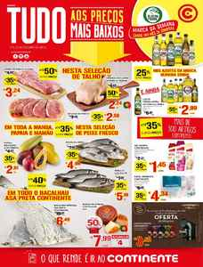 Tudo aos preços mais baixos - Madeira - 19 de Outubro a 25 de Outubro