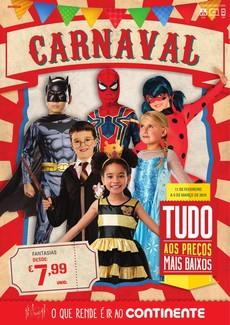 Carnaval - 11 de Fevereiro a 5 de Março