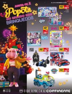 Junta-te à Popota no mundo dos brinquedos - Madeira - 11 de Dezembro a 24 de Dezembro
