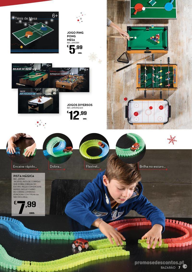 Folheto Continente Bazarão  - 4 de Dezembro a 10 de Dezembro - página 7