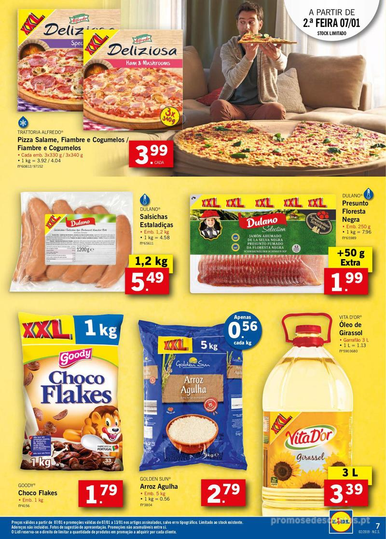 Folheto Lidl XXL a preços XXS - 7 de Janeiro a 13 de Janeiro - página 7