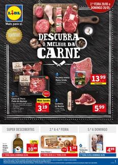 Descubra o melhor da carne - 20 de Maio a 26 de Maio
