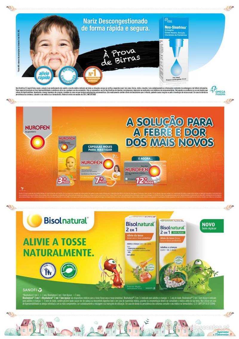 Folheto Pingo Doce Consigo desde o primeiro dia - Lojas BemEstar - 8 de Janeiro a 4 de Fevereiro - página 11