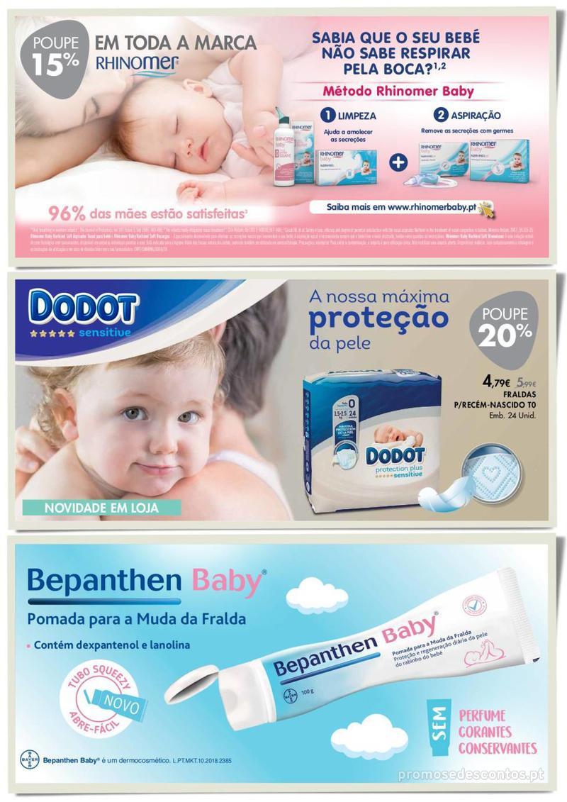 Folheto Pingo Doce Consigo desde o primeiro dia - Lojas BemEstar - 8 de Janeiro a 4 de Fevereiro - página 12