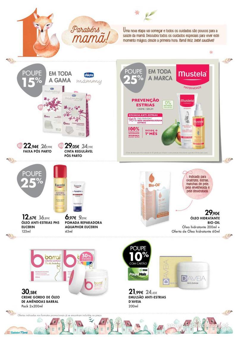 Folheto Pingo Doce Consigo desde o primeiro dia - Lojas BemEstar - 8 de Janeiro a 4 de Fevereiro - página 2