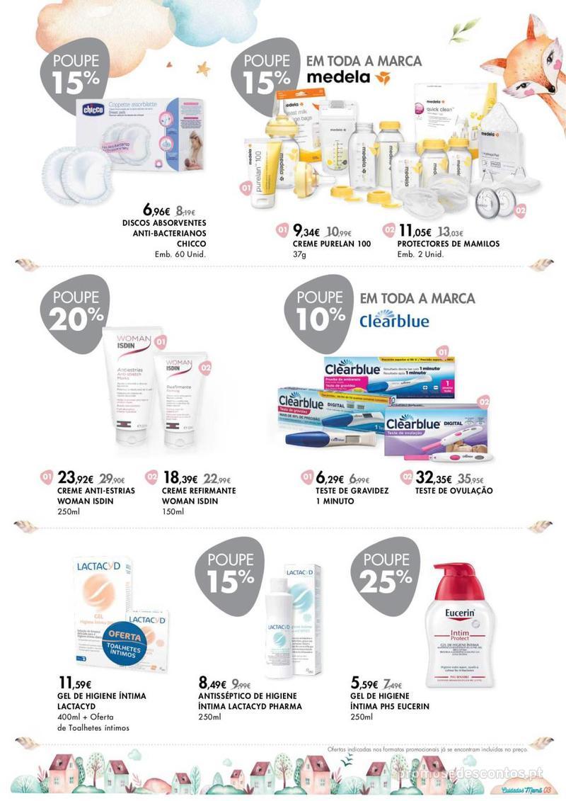Folheto Pingo Doce Consigo desde o primeiro dia - Lojas BemEstar - 8 de Janeiro a 4 de Fevereiro - página 3