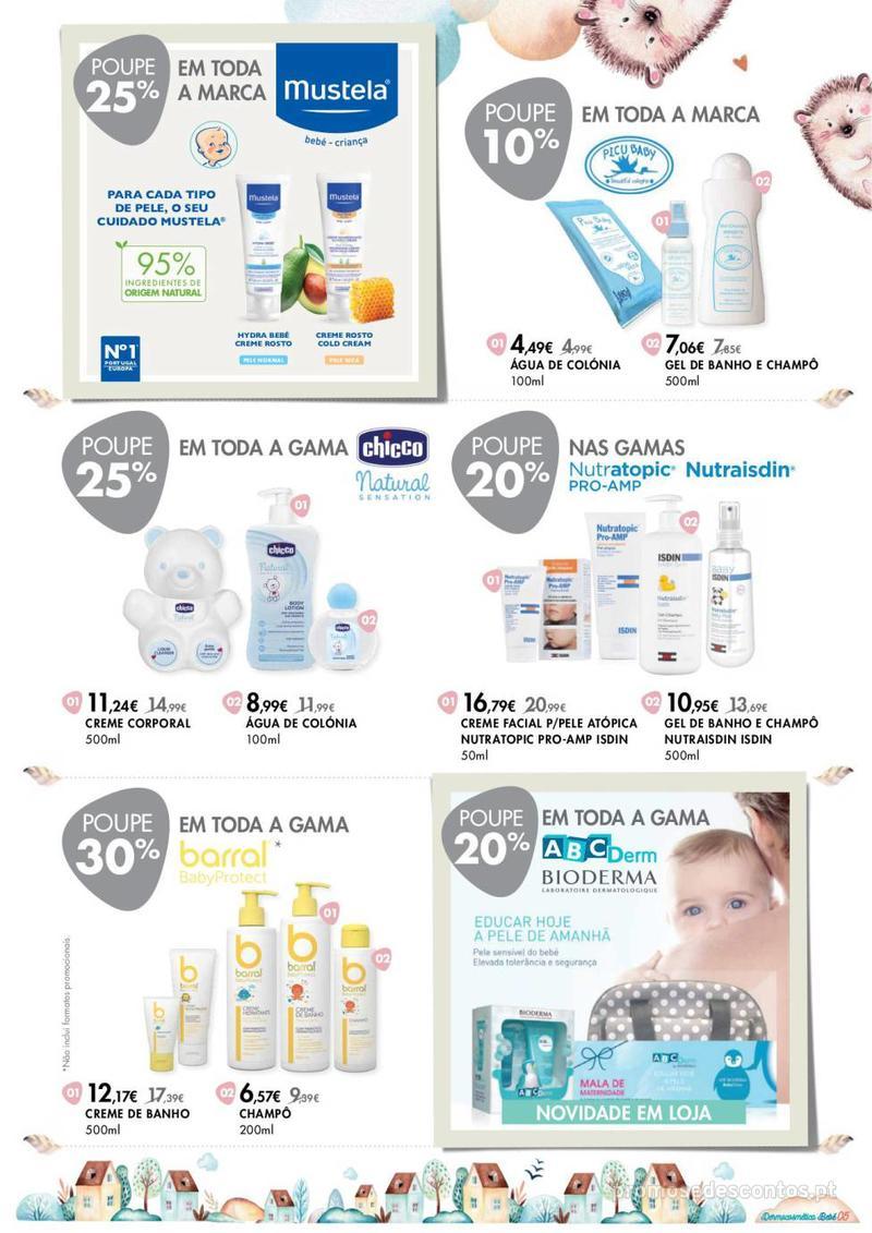 Folheto Pingo Doce Consigo desde o primeiro dia - Lojas BemEstar - 8 de Janeiro a 4 de Fevereiro - página 5