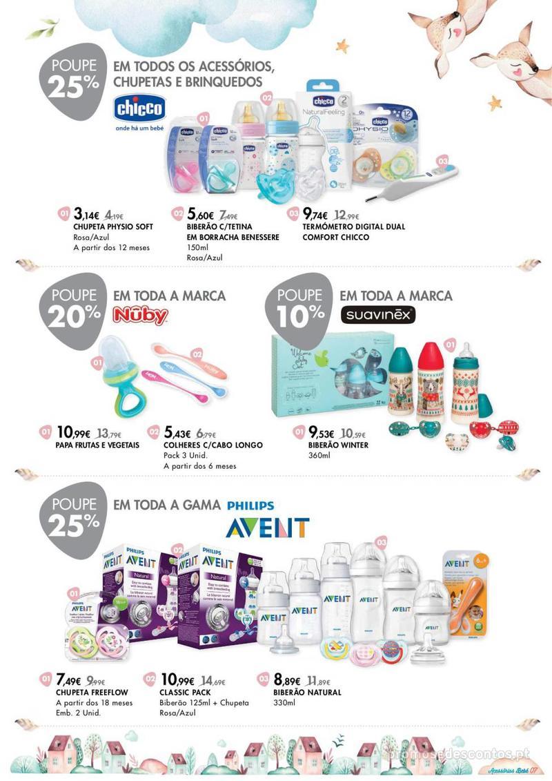 Folheto Pingo Doce Consigo desde o primeiro dia - Lojas BemEstar - 8 de Janeiro a 4 de Fevereiro - página 7