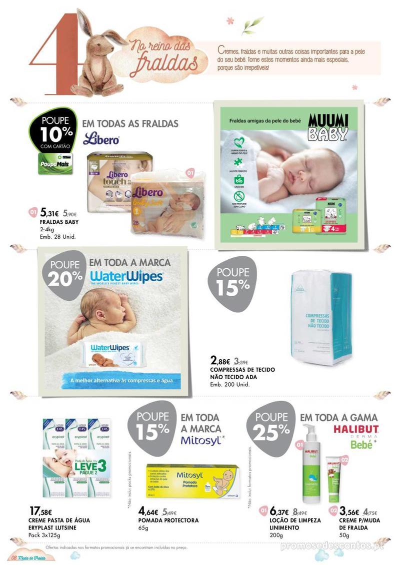 Folheto Pingo Doce Consigo desde o primeiro dia - Lojas BemEstar - 8 de Janeiro a 4 de Fevereiro - página 8
