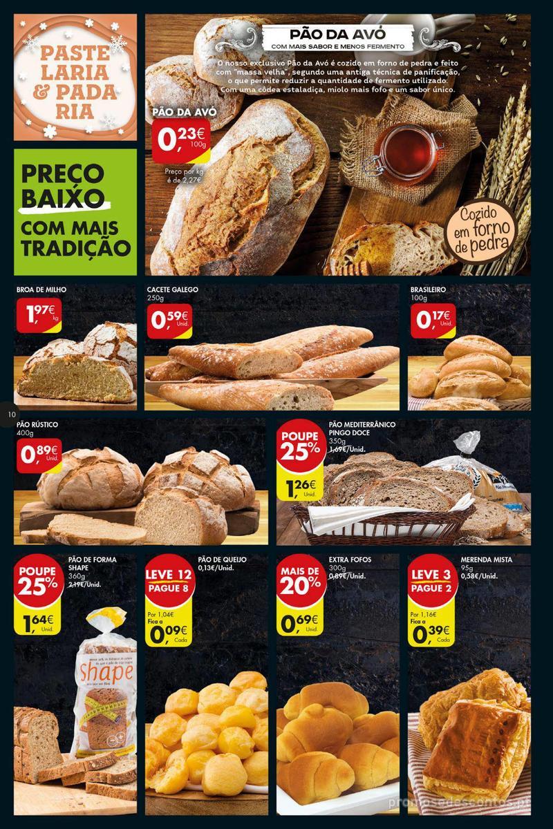 Folheto Pingo Doce Poupe esta semana - Super - 4 de Dezembro a 10 de Dezembro - página 10