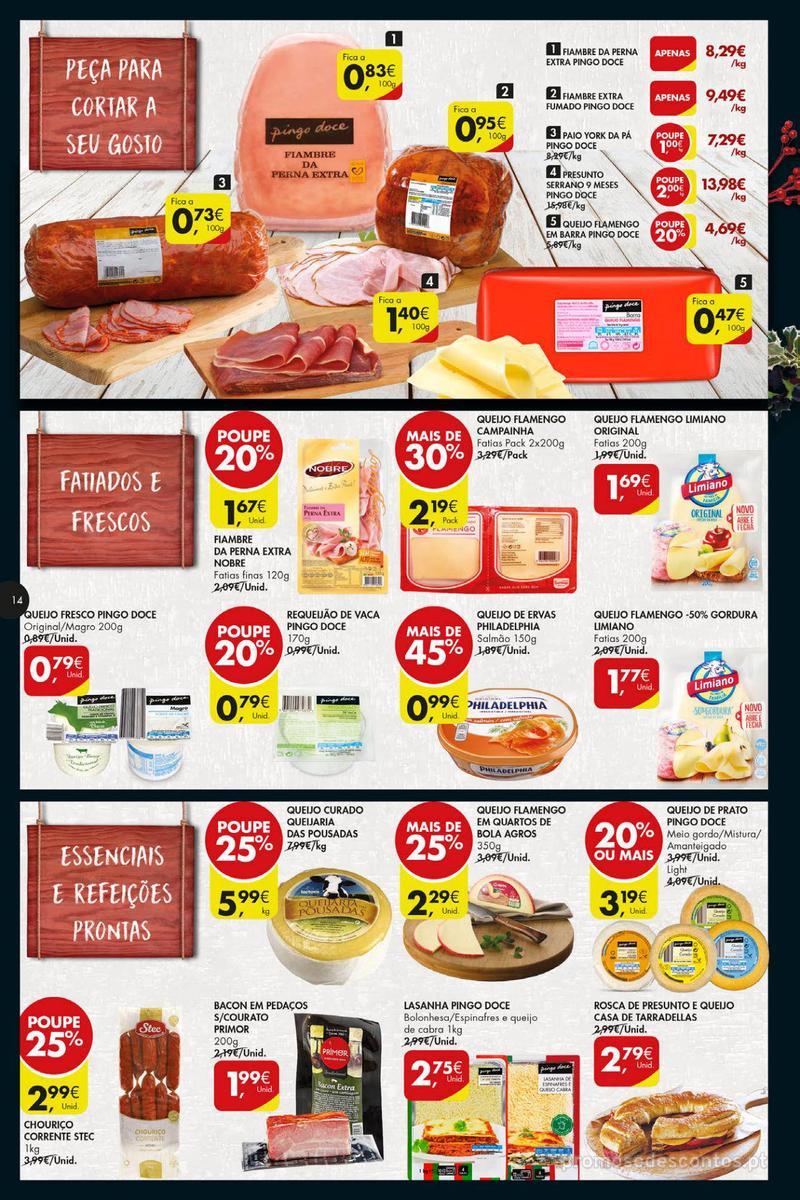 Folheto Pingo Doce Poupe esta semana - Super - 4 de Dezembro a 10 de Dezembro - página 14