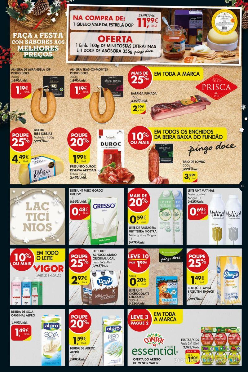 Folheto Pingo Doce Poupe esta semana - Super - 4 de Dezembro a 10 de Dezembro - página 15